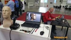 solidvision creaform scanner